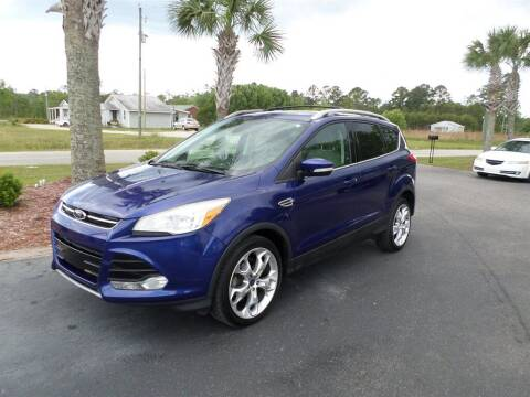 2014 Ford Escape for sale at First Choice Auto Inc in Little River SC