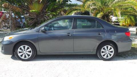 2013 Toyota Corolla for sale at Southwest Florida Auto in Fort Myers FL