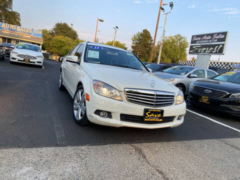 2011 Mercedes-Benz C-Class for sale at Save Auto Sales in Sacramento CA