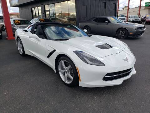 2015 Chevrolet Corvette for sale at JQ Motorsports East in Tucson AZ