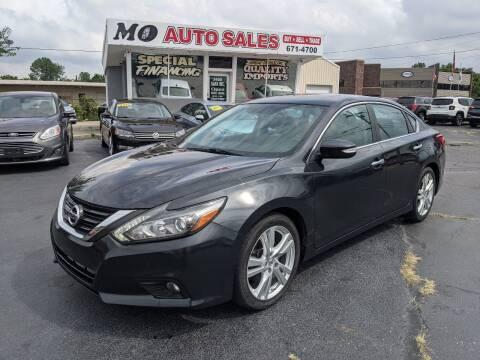2017 Nissan Altima for sale at Mo Auto Sales in Fairfield OH