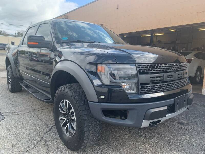 2013 Ford F-150 for sale at Martys Auto Sales in Decatur IL