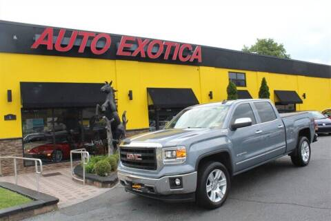 2015 GMC Sierra 1500 for sale at Auto Exotica in Red Bank NJ
