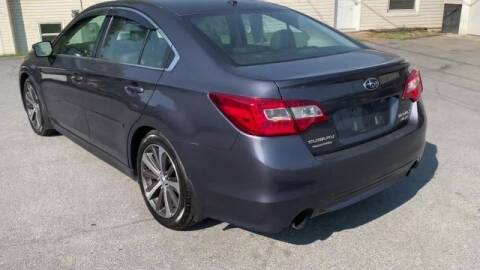 2015 Subaru Legacy for sale at King Motors featuring Chris Ridenour in Martinsburg WV