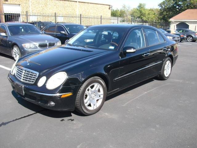 2006 Mercedes-Benz E-Class for sale at German Exclusive Inc in Dallas TX