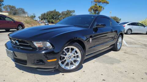 2010 Ford Mustang for sale at L.A. Vice Motors in San Pedro CA
