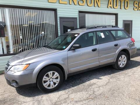 2008 Subaru Outback for sale at Superior Auto Sales in Duncansville PA