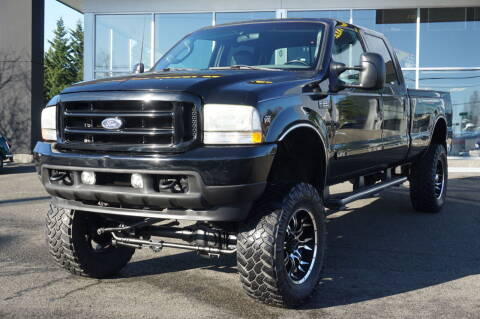 2003 Ford F-250 Super Duty for sale at West Coast Auto Works in Edmonds WA