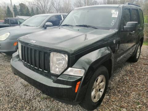 2010 Jeep Liberty for sale at KRIS RADIO QUALITY KARS INC in Mansfield OH