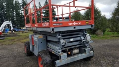 2017 SkyJack SJ8831 RT for sale at DirtWorx Equipment - Used Equipment in Woodland WA