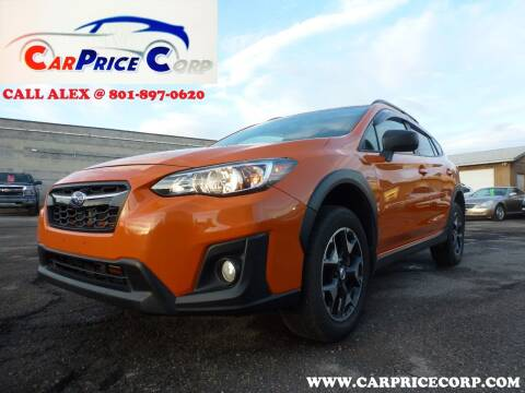 2018 Subaru Crosstrek for sale at CarPrice Corp in Murray UT