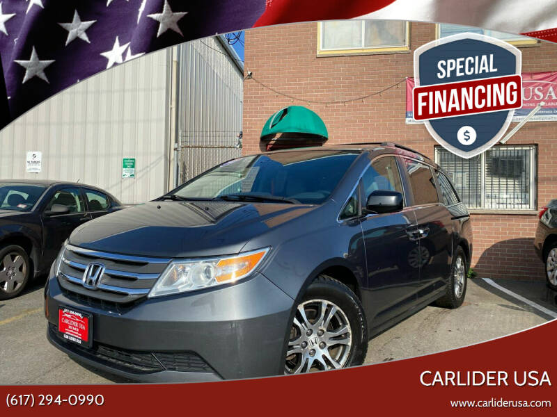 2013 Honda Odyssey for sale at Carlider USA in Everett MA