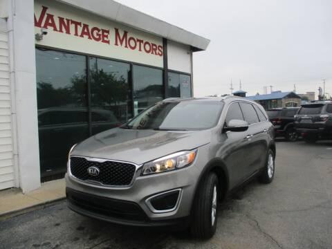 2016 Kia Sorento for sale at Vantage Motors LLC in Raytown MO