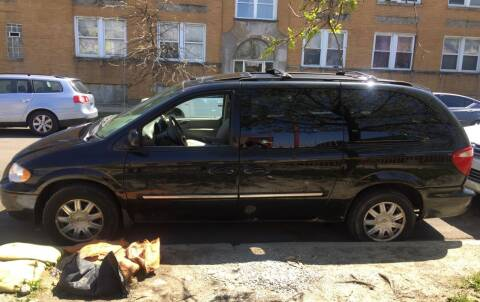 2006 Chrysler Town and Country for sale at HW Used Car Sales LTD in Chicago IL