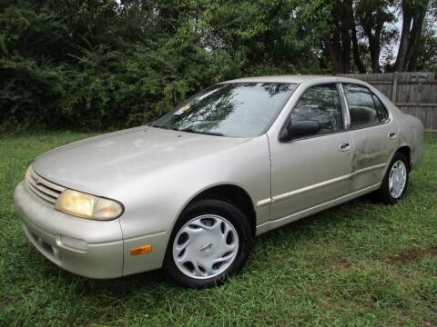 1996 Nissan Altima for sale at Sunset Auto in Charlotte NC