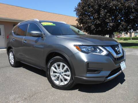 2017 Nissan Rogue for sale at McKenna Motors in Union Gap WA
