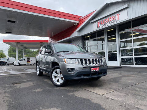 2012 Jeep Compass for sale at Furrst Class Cars LLC in Charlotte NC