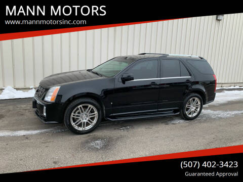 2008 Cadillac SRX for sale at MANN MOTORS in Albert Lea MN