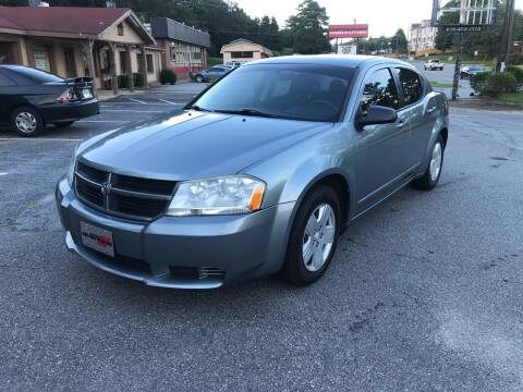 2010 Dodge Avenger for sale at CAR STOP INC in Duluth GA