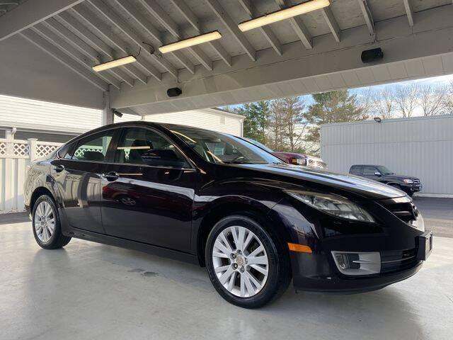 2010 Mazda MAZDA6 for sale at Pasadena Preowned in Pasadena MD