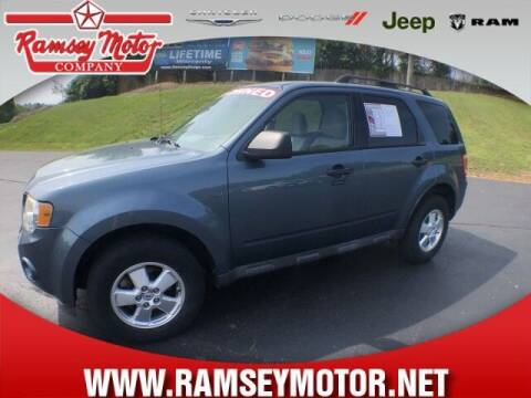 2011 Ford Escape for sale at RAMSEY MOTOR CO in Harrison AR