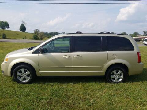 2010 Dodge Grand Caravan for sale at CAR-MART AUTO SALES in Maryville TN