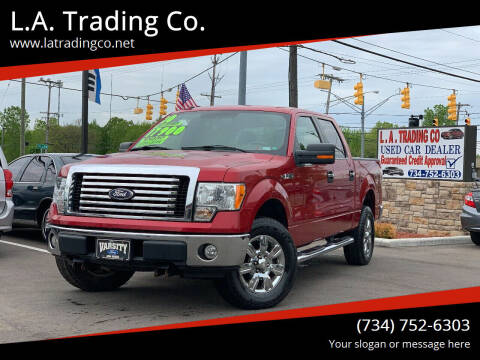 2010 Ford F-150 for sale at L.A. Trading Co. Woodhaven in Woodhaven MI