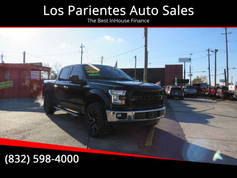 2016 Ford F-150 for sale at Los Parientes Auto Sales in Houston TX
