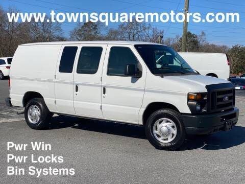2010 Ford E-Series Cargo for sale at Town Square Motors in Lawrenceville GA