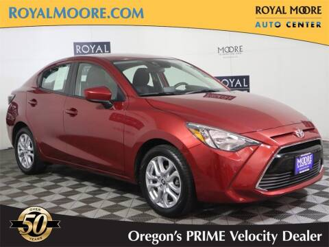 2017 Toyota Yaris iA for sale at Royal Moore Custom Finance in Hillsboro OR