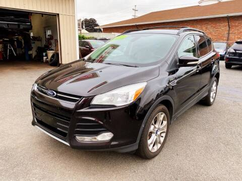 2013 Ford Escape for sale at Dijie Auto Sale and Service Co. in Johnston RI