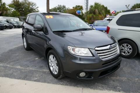 2009 Subaru Tribeca for sale at J Linn Motors in Clearwater FL
