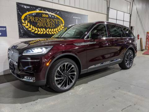 2020 Lincoln Aviator for sale at LIDTKE MOTORS in Beaver Dam WI
