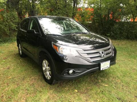2012 Honda CR-V for sale at M & M Motors in West Allis WI
