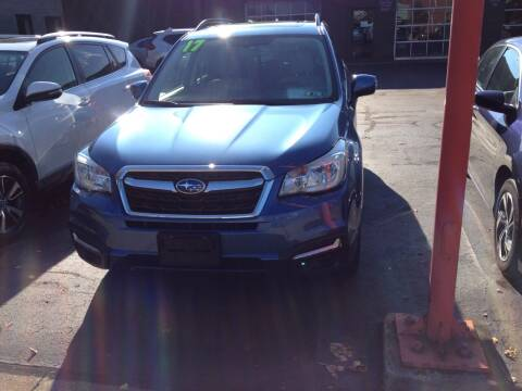 2017 Subaru Forester for sale at Maffei Auto Sales INC. in Kingston PA