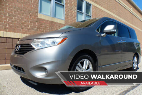 2012 Nissan Quest for sale at Macomb Automotive Group in New Haven MI
