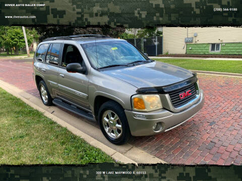 2003 GMC Envoy for sale at RIVER AUTO SALES CORP in Maywood IL