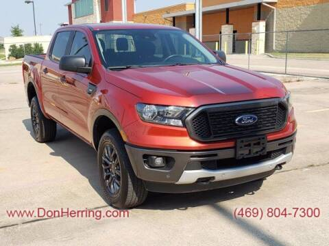 2019 Ford Ranger for sale at DON HERRING MITSUBISHI in Irving TX