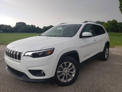 2019 Jeep Cherokee for sale at Laguna Niguel in Rosenberg TX