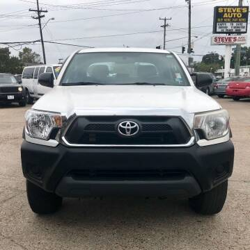 2013 Toyota Tacoma for sale at Steve's Auto Sales in Norfolk VA