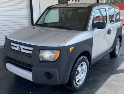 2007 Honda Element for sale at Tiny Mite Auto Sales in Ocean Springs MS