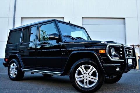 2013 Mercedes-Benz G-Class for sale at Chantilly Auto Sales in Chantilly VA