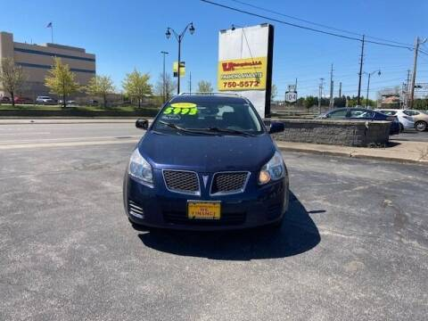 2009 Pontiac Vibe for sale at Elbrus Auto Brokers, Inc. in Rochester NY