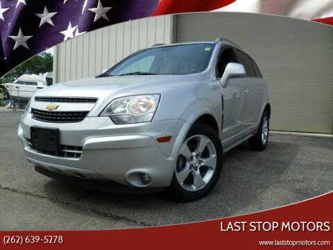 2013 Chevrolet Captiva Sport for sale at Last Stop Motors in Racine WI