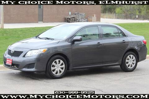 2009 Toyota Corolla for sale at Your Choice Autos - My Choice Motors in Elmhurst IL