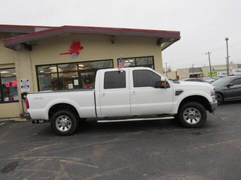 2010 Ford F-250 Super Duty for sale at Cardinal Motors in Fairfield OH