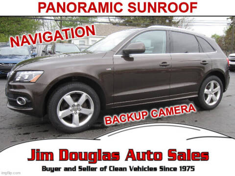 2011 Audi Q5 for sale at Jim Douglas Auto Sales in Pontiac MI