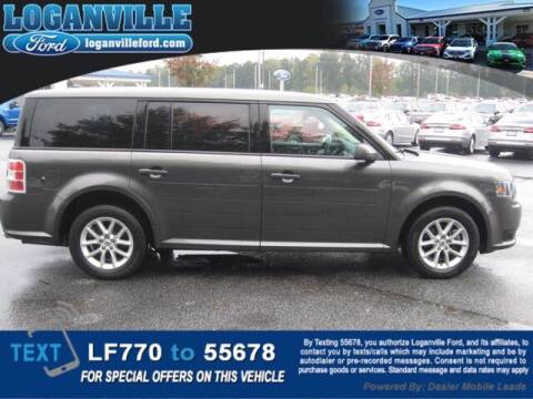 2017 Ford Flex for sale at Loganville Ford in Loganville GA