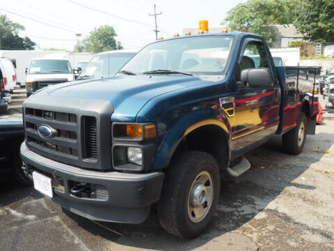 2008 Ford F-350 Super Duty for sale at Scheuer Motor Sales INC in Elmwood Park NJ