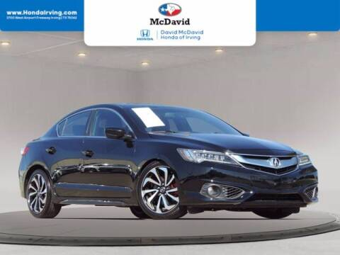 2017 Acura ILX for sale at DAVID McDAVID HONDA OF IRVING in Irving TX